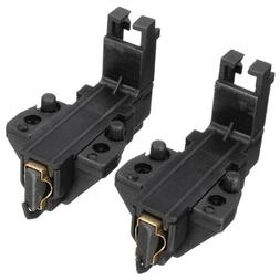 2 x Washing Machine Motor Carbon Brushes For Whirlpool Hoove
