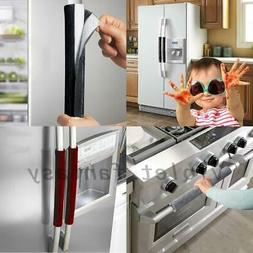 2x Kitchen Appliance Handle Cover Decor Smudges Door Refrige