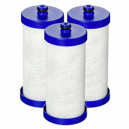 3 Pack Refrigerator Water Filter Replacement for Frigidaire