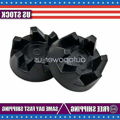 2 pack replacement coupler gear drive clutch