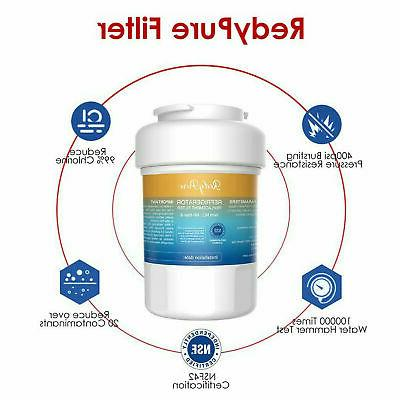 4 Pack Water for GE SmartWater MWFA MWFP