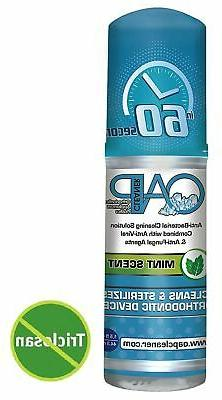OAP Cleaner - Cleans and Sterilizes Removeable Dental and Or