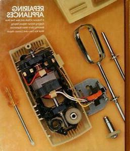 Repairing Appliances  by Time-Life Books