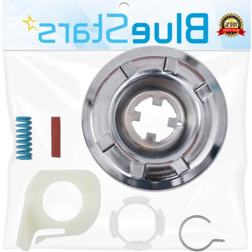 Ultra Durable 285785 Washer Clutch Kit Replacement by Blue S