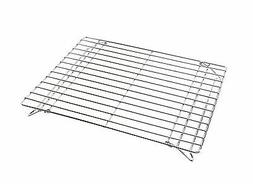 Universal Chrome Extra Folding Base Oven Cooker Rack Grill C