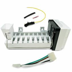 ForeverPRO W10882923 Icemaker for Whirlpool Refrigerator W10